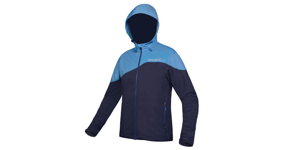 Endura SingleTrack Softshell Jacke Herren Marineblau